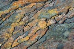 Texture abstraite 10 de roche Photographie stock libre de droits