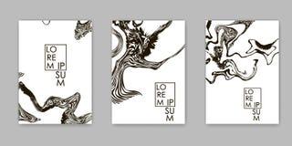 Texture abstraite Fond créateur illustration libre de droits
