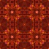 Texture abstraite moderne rouge foncé Illustration détaillée de fond Tuile sans couture Modèle d'impression de textile Conception Photo stock
