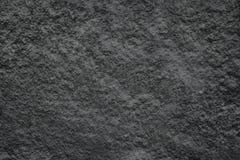 Texture abstraite ou noire gris-foncé de pierre d'ardoise pour le fond images stock