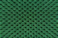 Texture abstraite verte Images libres de droits