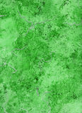 Texture abstraite verte de marbre Photo stock