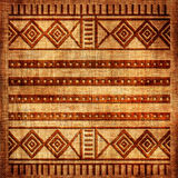 Texture africaine Photographie stock