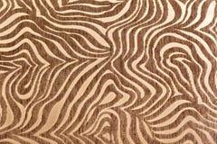Texture africaine tropicale de fourrure Fond exotique Fond beige de Brown Modèle, fond de nature, ornement tribal image libre de droits