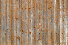 Texture of aged planks. Stock Image