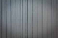 Texture of aluminium wall Stock Photography