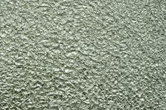 Texture of an aluminum foil for a background Stock Images