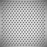 Texture of  aluminum Royalty Free Stock Photo