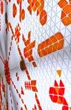 Texture Amsterdam de fond de mosaïque d'enfants image libre de droits