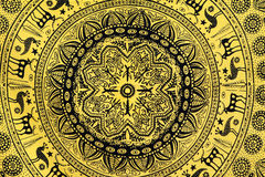 Texture anatolienne Image stock