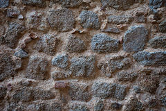 Texture of ancient masonry Stock Photo