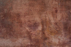 Texture of an ancient red brown wall Stock Photos