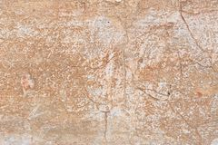 Texture of ancient stone wall, background stock photography