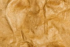 Texture. Antique beige leather Royalty Free Stock Images