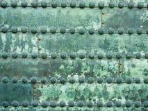 Texture antique en métal Photos libres de droits