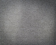 Texture approximative noire de tapis Photos libres de droits