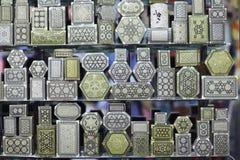 Texture Arabe de souvenirs Photos libres de droits
