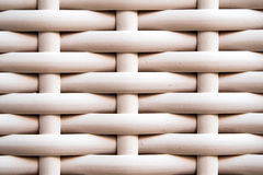 Texture of artificial bamboo weave furniture Stock Photo