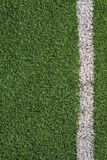 Texture of artificial grass ground Royalty Free Stock Photos