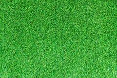 Texture artificielle d'herbe verte pour la conception Image stock