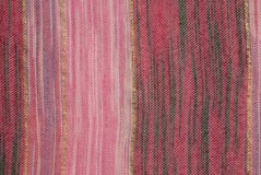 Texture asiatique de tissu Image stock
