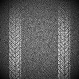 Texture of asphalt Stock Image