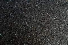 Texture of the asphalt Royalty Free Stock Image