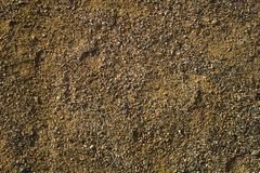 Texture of earth and soil close up. royalty free stock photography