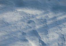 Texture au sol d'hiver Photographie stock