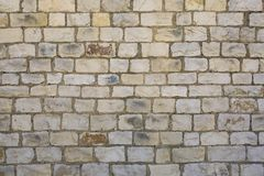 Free Texture Authentic Roman Stone Bricks Stock Photos - 105927583
