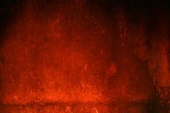 Texture avec une lueur d'une cheminée photos libres de droits