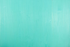 Texture of an azure wooden board Stock Image