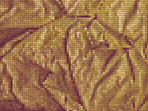 Texture Background. Abstract background, vector halftone effect, illusion of the gradient, place for text vector illustration