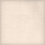 Texture or background of beige paper. Royalty Free Stock Photos