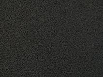 Texture Background of The Black Plastic Doormat Royalty Free Stock Photography