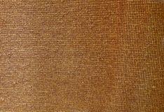 Texture Background of A Brown Weave Doormat Stock Image