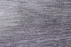 Texture background - close up of jeans material Royalty Free Stock Photos