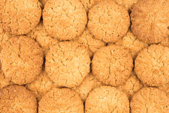 Texture (background) of the cookie in the studio Stock Photo