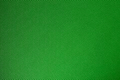 Texture and background of corrugated cardboard green Royalty Free Stock Image