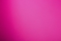 Texture and background of corrugated cardboard in pink Royalty Free Stock Photos