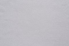 Texture and background of cotton fabric dark white color Stock Photography