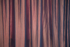 Texture or Background of curtain Stock Photo