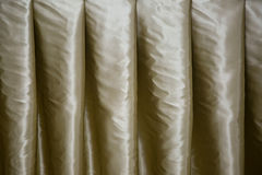 Texture or Background of curtain or drapery Royalty Free Stock Photography
