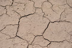 Texture background - dry cracked earth. Cracked dry earth drought concept background Royalty Free Stock Photos