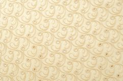 Texture background of fabric. Beige fabric with punctured circle. S. Beige background. Abstract geometric pattern of dots, lines. Graphic modern pattern. Neutral stock photos