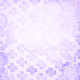 Texture background with flowers Royalty Free Stock Photo