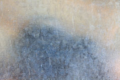 Texture and background of galvanized iron Royalty Free Stock Images