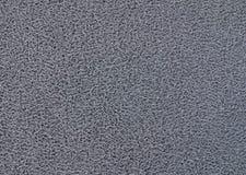 Texture Background of The Green Plastic Doormat Stock Images