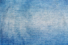 Texture background of jean Royalty Free Stock Photography