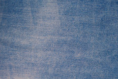 Texture background of jean Royalty Free Stock Images